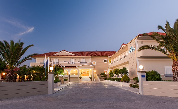 Kalamaki Beach Hotel Zante Holidays
