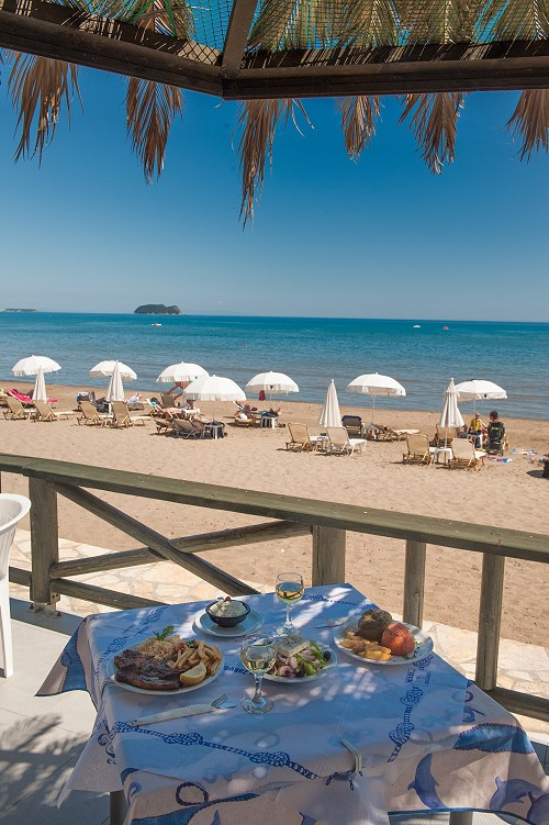Kalamaki Beach Hotel in Kalamaki Zakynthos Greece ...