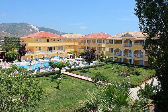 Macedonia Hotel - Kalamaki Zante Greece